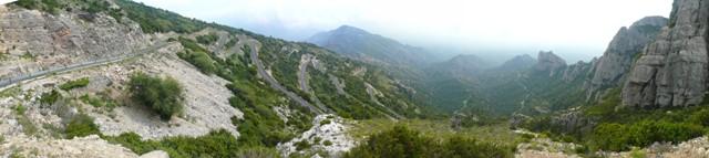 Descenso del Mont Caro